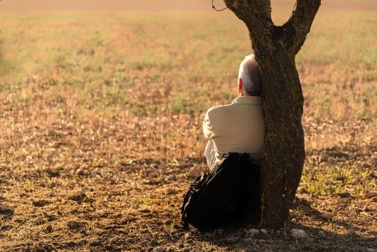 老後の孤独