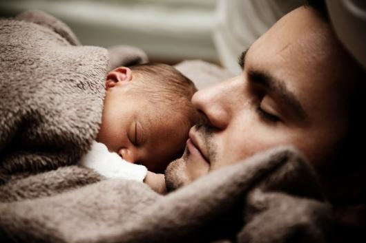 パパでも出来る赤ちゃんのあやし方