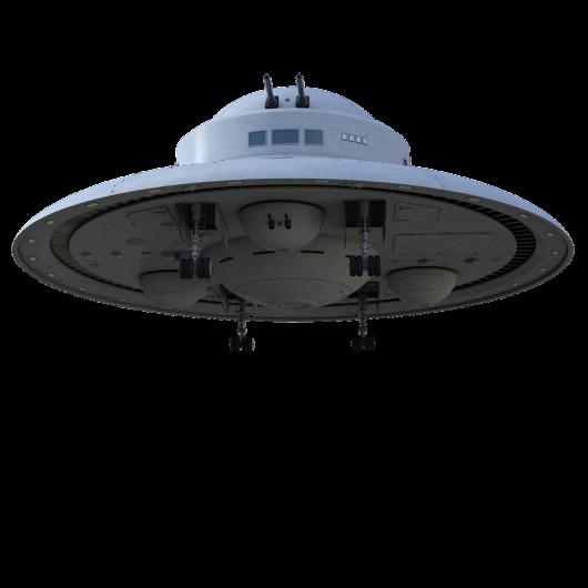 UFOって本当にいるらしいよ