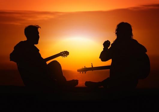 相手も同じ楽器をやっていた場合は、仲を深めるチャンス!