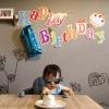 【スマッシュケーキ】息子の1歳の誕生日を盛大にお祝いしました!【生後12ヶ月】